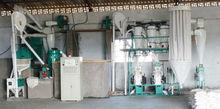 Automático de trigo milho moinho de farinha de milho para exportação