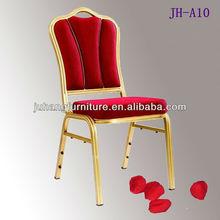 Stackable banquet aluminium chair JH-A10