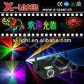 Dmx512 y ilda de modo de reproducción de 500mw a todo color de luz láser para discoteca, de la barra, del partido, día de fiesta de la boda y en la venta caliente