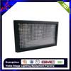 Stage led digital flash light led strobe 432pcs rgbw led strobe light
