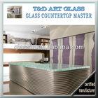 island glass table tops