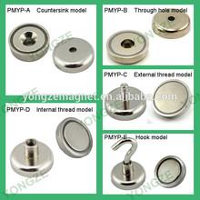 High quality permanent neodymium cup holder magnet