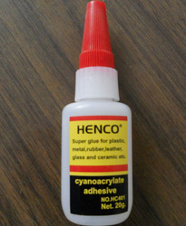 cyanoacrylate adhesive 401/super glue