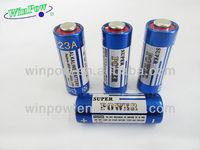 12v car alarm remote battery /23a 12v dry cells from Pro Manufacturer