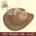 2014 yeni tasarım sıcak satış cowbby şapka
