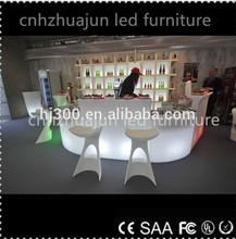 LED top bar in RGB lighting by HUAJUN
