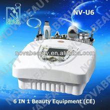 NV-U6 diamond dermabrasion skin rejuvenator