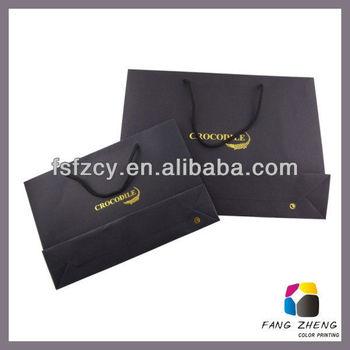 2013 Luxury Paper Shopping Bag