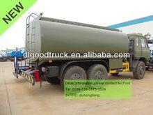 Dongfeng 6x6 6WD LHD 10000l fuel truck dimensions 0086-13635733504