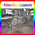 automático completo automática industrial patatas fritas de corte de la máquina