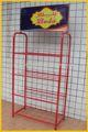 debout de plancher métalliques cup cake affiche stand