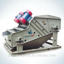 linear vibrating screener machine for common quartz sand