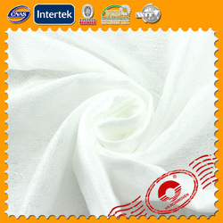 Spunlace nonwoven fabric for baby wipes