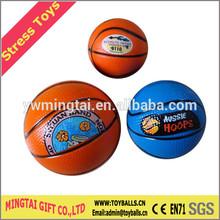 PU Basketball/Stress Basketball/Promotional Toy Ball