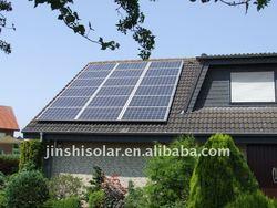 230W poly solar panel