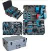 Kraft.M.A.N.-206pcs alu tool box;hand tool ;tool kit