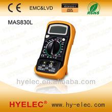 MAS830L Portable Digital Multimeter