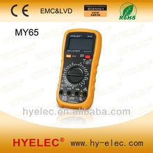 MY65 Portable Digital Multimeter