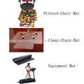 Estera de la silla/deporte esteras/alfombrillas/anti- alfombra fatiga