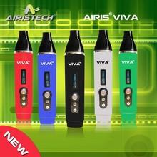 Airis VIVA smallest digital dry herb portable vaporizer ,digital vaporizer pen