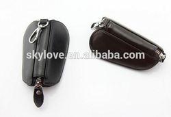 genuine leather car key case used car
