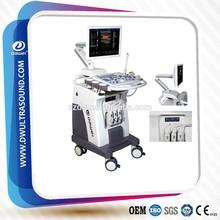3D/4D color doppler ultrasound machine &medical doppler ultrasound equipment for cardiac
