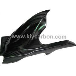 Carbon fiber rear fender motorcycle part for Kawasaki Z750