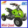 Cheap 49cc mini quad bike