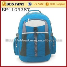 drawstring backpack with flap