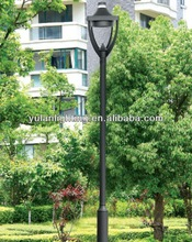 3m/5m outdoor led garden light poles