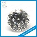 Fantaisie. blanc noir synthétique diamants bruts non taillés pour la vente