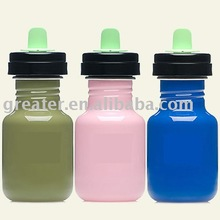 stainless steel baby bottle/water bottle/baby water bottle