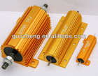 Aluminum Housed wirewound power resistor RX24