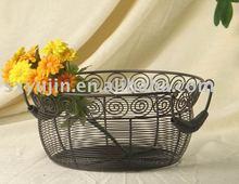 Garden Metal Basket