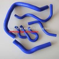 Radiator silicone heater hose kit for Honda Civic B16 B18
