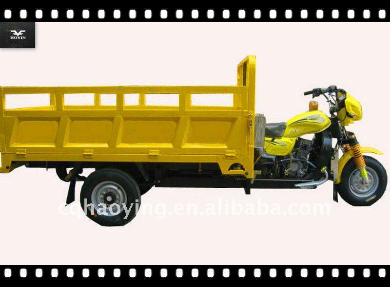 2011 new 200cc three wheel motor truck (Item No.:HY200ZH-3I)