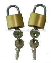 20mm Code Lock digital padlock lock & lock brass padlock