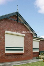 automatic security roller shutters