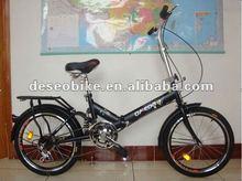 2012 newly design folding bike bicycle