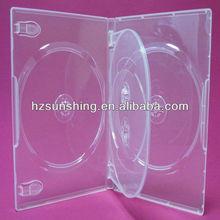 14mm Super Clear DVD Box, VCD Box