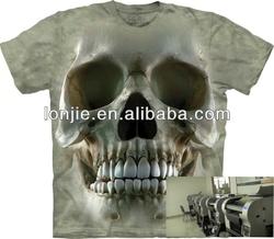 t-shirt 6 color White T-Shirt Inkjet Printer/manufacturer supply 3D t-shirt printer