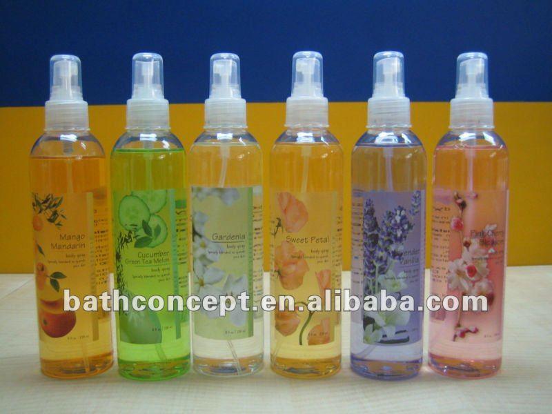 Newest perfume body spray 238ml