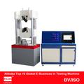 1000KN servo hidrálico tensión fuerza examinar máquina acero tensión examinar máquina hidrálico universal examinar máquina