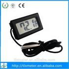 LCD display aquarium digital thermometer for fish tank TL8009A