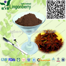 Star Anise Extract powder/98% by HPLC Shikimic Acid
