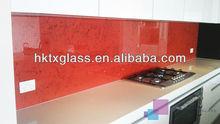 Glass Splashbacks for Kitchen / AS/NZS 2208:1996 & EN12150 & BS6206 approved