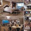 Luxurious Hotel Carving Furniture Bedroom Set (EMT-D1204)