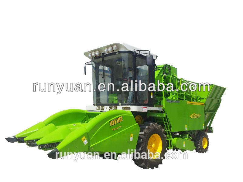 4YZ-3 mini milho colheitadeira de milho milho colheitadeira máquina para venda