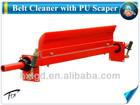 Coal Mining Handing Gravity Conveyor Belt Cleaner with PU Scraper