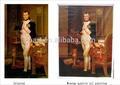 original famoso arte abstrata da pintura a óleo do artista